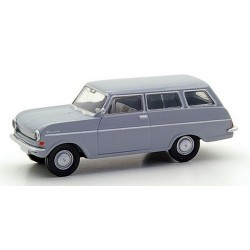 Opel Kadett A CarAvan 1962 gris clair