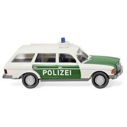 MB 250 Turnier (W123 - 1978) Polizei