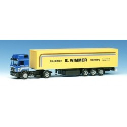 MAN F90 Commander + semi-rqe tautliner E. Wimmer