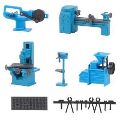 Set d'atelier de serrurerie (machine-outils)