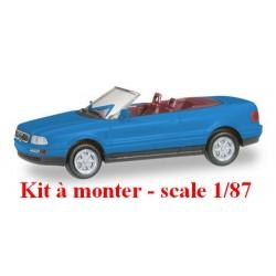 Kit Audi 80 cabriolet bleu