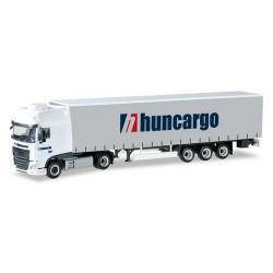 "Daf XF SSC Euro 6 + semi-remorque tautliner ""Huncargo"" (HU)"