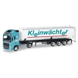 """Volvo FH GL '13 + semi-remorque silo """"Kleinwächter"""""""