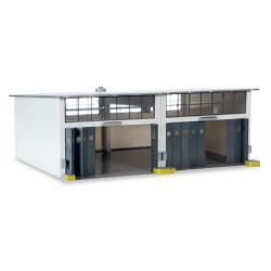 Set d'atelier d'entretien à 2 portes accordéon (kit)
