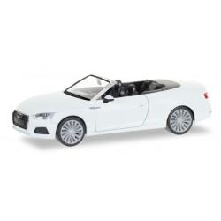 Audi A5 cabriolet blanc - version 2016