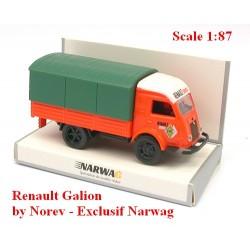 """Renault Galion 2,5t camion bâché """"Renault Service"""""""