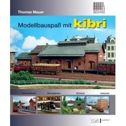 """Livre Kibri """"Modellbauspass"""" (Plaisir de construire)"""