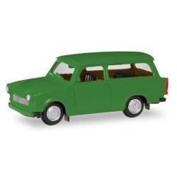 Trabant 601 S Universal vert panama