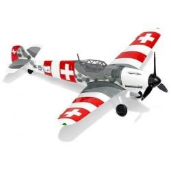 "Messerschmidt BF-109 G6 ""Patrouille helvétique"""