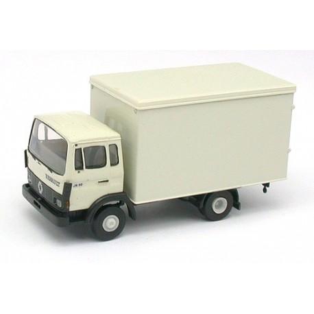 Renault JN90 camion fourgon blanc perle
