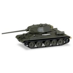 """Char T34/85  """"Garde blindée de l'armée autrichienne"""""""