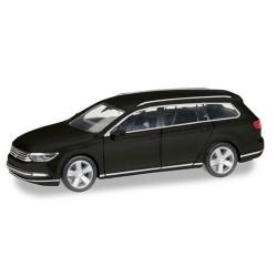 VW Passat Variant B8 (2014) noir profond