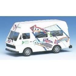 """VW LT minibus toit réhaussé """"Dekra"""""""