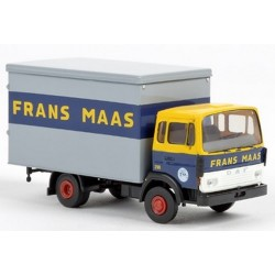 "Daf F 900 camion fourgon ""Frans Maas"" (NL)"