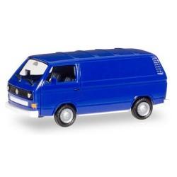 Volkswagen T3 fourgon bleu marine