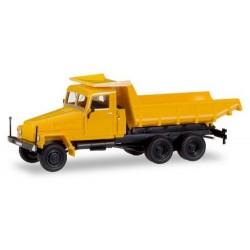 Ifa G5 camion benne orange