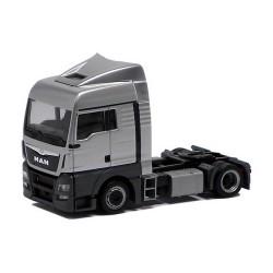 MAN TGX XLX Euro 6 Tracteur solo taille basse gris métallisé