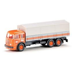 "Büssing 12000 camion bâché ""Fehrenkötter"""