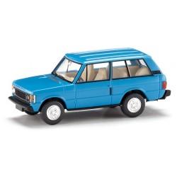 Range Rover 1970 bleu ciel