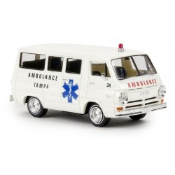 "Dodge A-100  ambulance ""Tapan""  (USA)"
