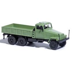Ifa G5 camion benne vert clair