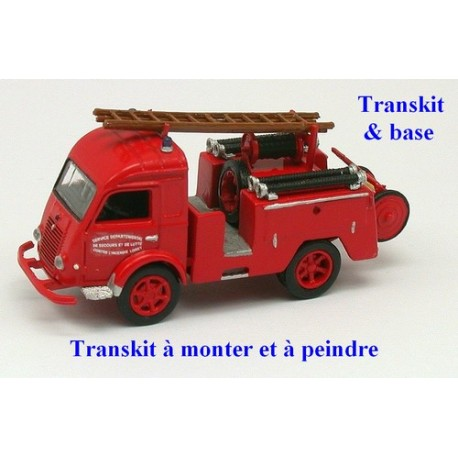 Renault Galion 2,5t camion citerne pompiers (Base + transkit)