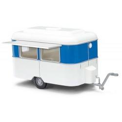 """caravane """"Brillant Nagetusch"""" 1958 vendeu ambulant avec auvent"""