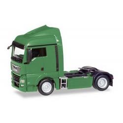 MAN TGX XLX Euro 6c Tracteur solo vert reseda