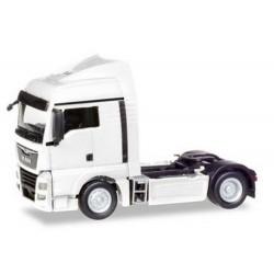 MAN TGX XLX Euro 6c tracteur solo blanc