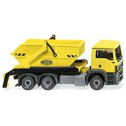MAN TGS M E6 camion multi-benne Meiller