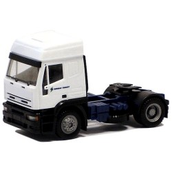 Iveco Eurotech Tracteur solo blanc