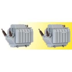 Set de 2 transformateurs (kit à monter^)