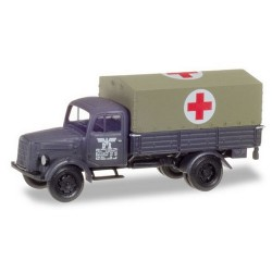 "MB L 311 camion bâché ""Deutsche Reichsbahn "" (administration ferroviaire)"