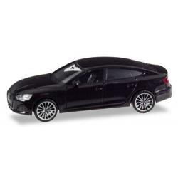 """Audi A5 Sportback """"Black Edition"""", noir mythos métallisé"""