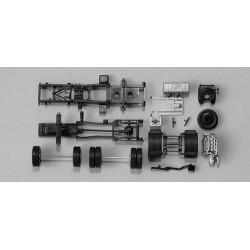 Set de 2 châssis Scania R 4x2 (kit à monter)