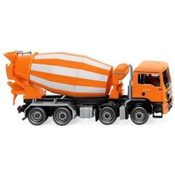 MAN TGS M Euro 6 camion 8x4 toupie à béton