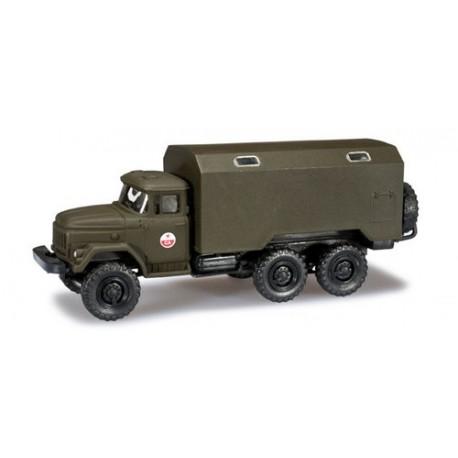"Zil 131 camion fourgon ""armée rouge"""