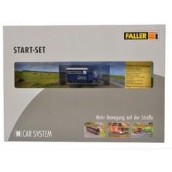 Startset Saviem fourgon SNCF (Car System faller)