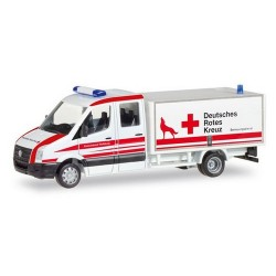 "VW Crafter Cbe double fourgon ""DRK Wolfsburg"""