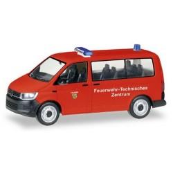 """VW T6 minibus """"Feuerwehr Ilmkreis / Thüringen"""""""