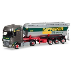 "Daf XF SSC E6 + semi-remorque silo ""Anton Kapferer"""