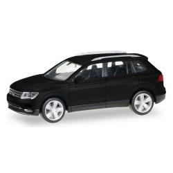 Volkswagen Tiguan II (2016) noir profond effet perle