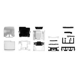 Set de 2 cabines MAN TGX XLX Euro 6c sans déflecteur (kit à monter)