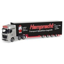 """MB Actros Giga '11 6x2 + semi-rqe Meusburger """"Hamprecht"""""""
