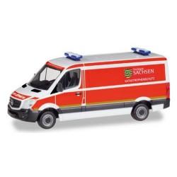 "MB Sprinter fourgon ""Katastrophenschutz Freistaat Sachsen"""