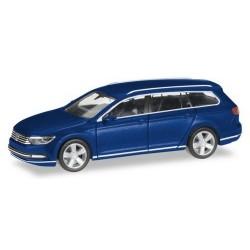 VW Passat Variant B8 (2014) bleu atlantique métallisé
