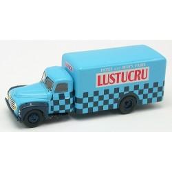 "Citroen 55 fourgon 1953 ""Lustucru Pâtes aux Oeufs frais"""