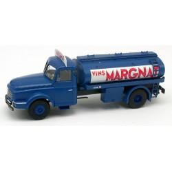 """Willeme LB 610 camion citerne 'Vins Margnat"""""""