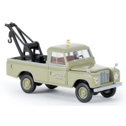 """Land Rover Type 109 dépanneuse """"Hillsview Motors"""""""