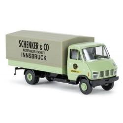 """Steyr 590 camion bâché """"Schenker & Co Innsbruck"""""""